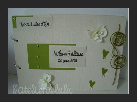 atelier de lulu livre d 39 or mariage trotounette photos club doctissimo. Black Bedroom Furniture Sets. Home Design Ideas