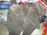 pantalon velour kiabi 40
