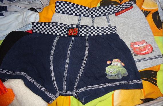 boxers 3-4 ans