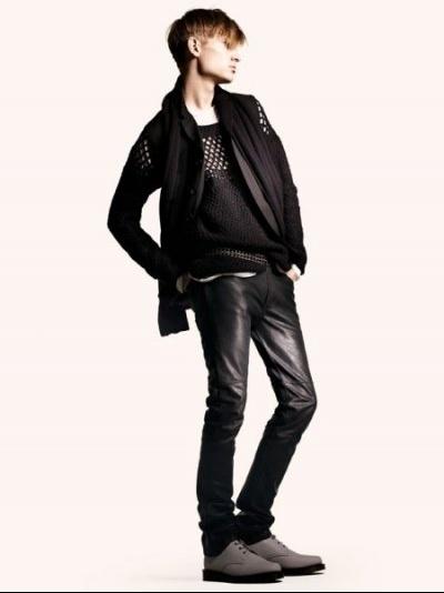 collection-automne-hiver-2009-2010-H-M-homme-pantalon-cuir-noir-59c08