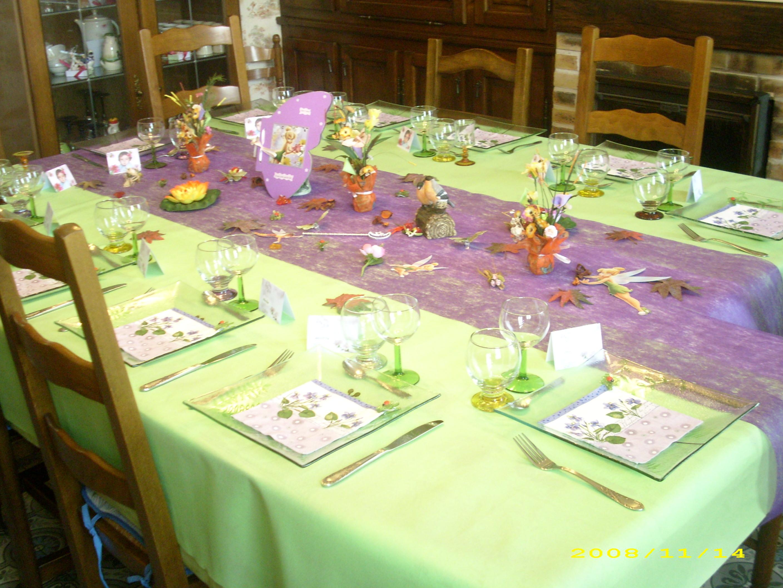 decoration bapteme feerique grand vases decor de table nappe ivoire with decoration bapteme. Black Bedroom Furniture Sets. Home Design Ideas