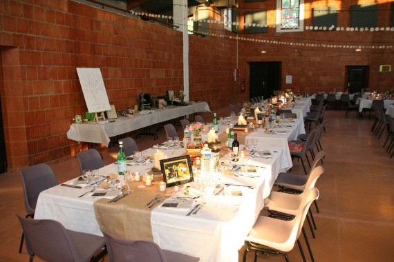 Id es d co table r ctangulaire mariage forum vie pratique - Disposition table mariage ...