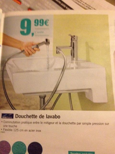Douchette Lavabo Toilette Les Ramadanettes Forum Grossesse Bébé