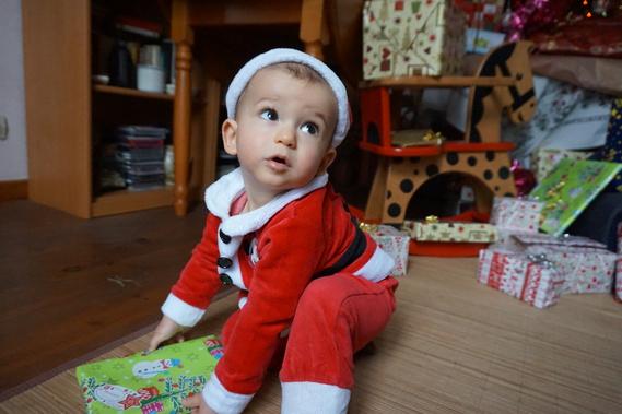 petit Père Noël !
