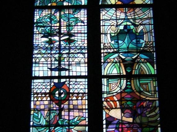 Eglise St Maximilien (Jean Cocteau)