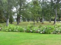 Jardin de la demeure Basque d'Edmond Rostand