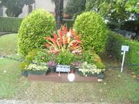 Monument de Luis Mariano à Arcangues