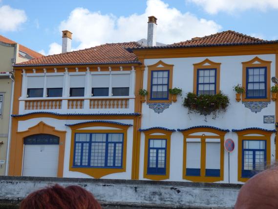 Azulejos - détail sur une façade