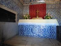 Grotte de la Vierge à Nazaré