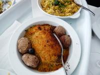 Bacalhau grillé avec des pommes de terre