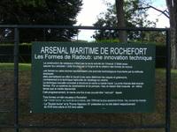ARSENAL Maritime de Rochefort