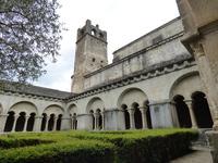 Cloître de Vaison la Romaine Jardin