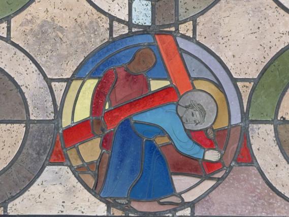 Cathédrale Saint Pierre de Trier (cloître)