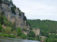 Aperçu d'une Gabarre sur la Dordogne