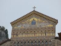 Fronton Basilique Amalfi