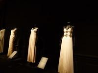 Robes longues portées par DALIDA