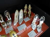 Sandales portées par DALIDA