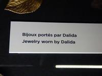 Bijoux portés par DALIDA