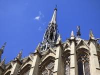 Flèche de la Saint Chapelle