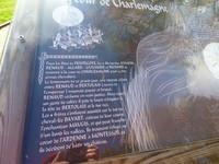 La Cour de Charlemagne
