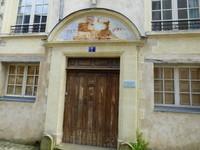 Maison canoniale Ste Croix