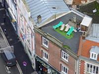 Transats sur le toit
