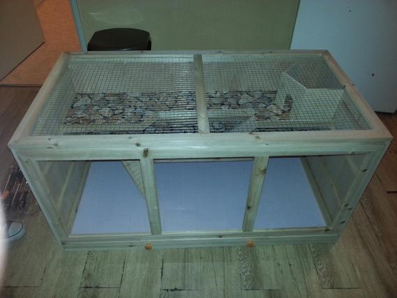 Cage hamster sans jouet3