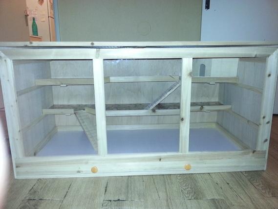 Cage hamster sans jouet2