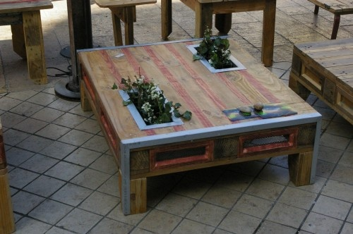 Awesome Table Basse De Jardin Originale Contemporary - House Design ...
