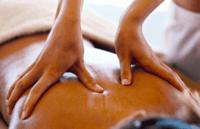 """Massage du DOS """"Relaxant"""""""