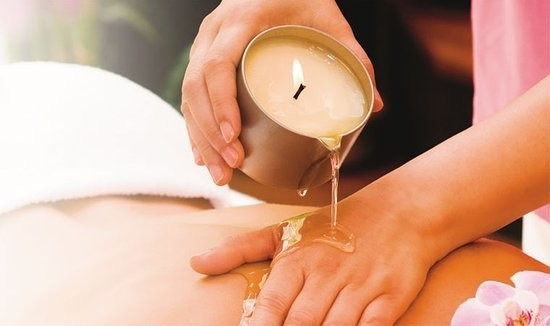 Massage Bien-Etre a la BOUGIE