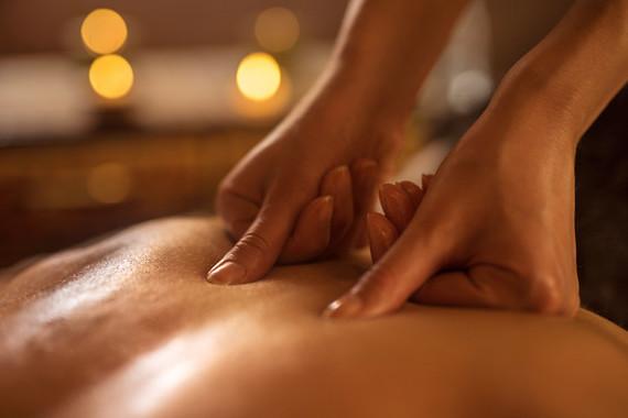 Massage Digito Pression Esthétique ou SHIATSU