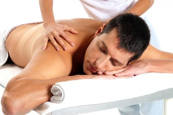 """Massage Bien-Etre du DOS Relaxant """"Californien"""""""