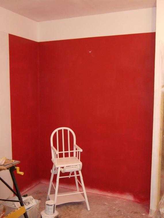 C 39 est parti pour la peinture evolution de la chambre d for Voir peinture pour chambre