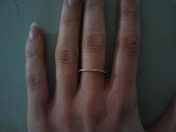 Bague de fiançailles : je recueille vos témoignages (Article en ...
