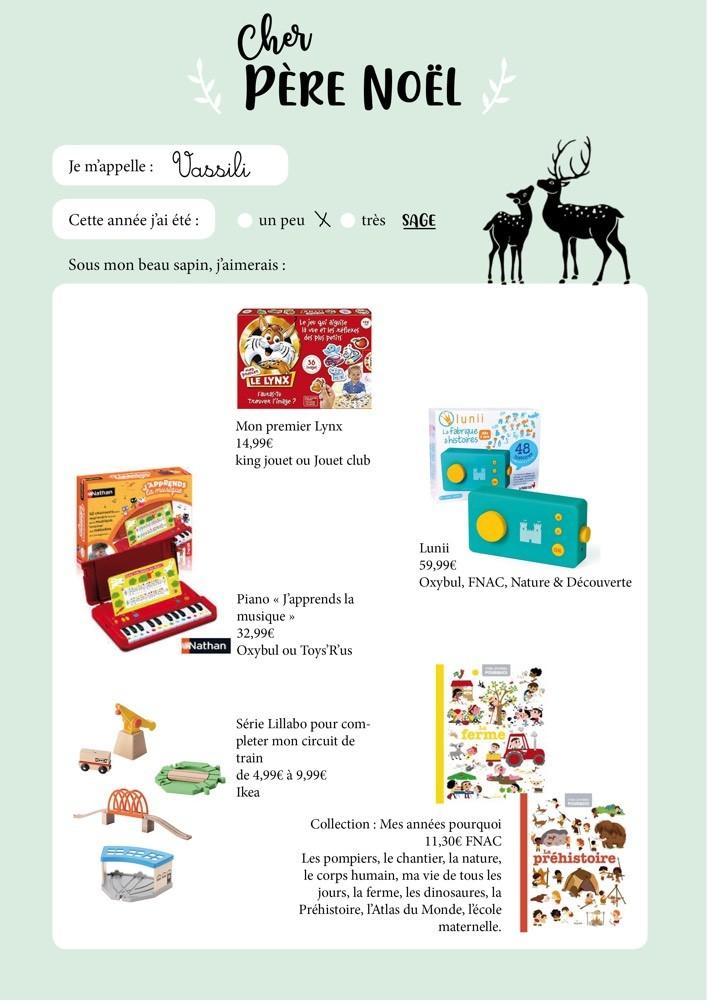 a2b82bef18123 Idées cadeaux - Bébés de décembre 2015 - Bébés de l'année - FORUM ...