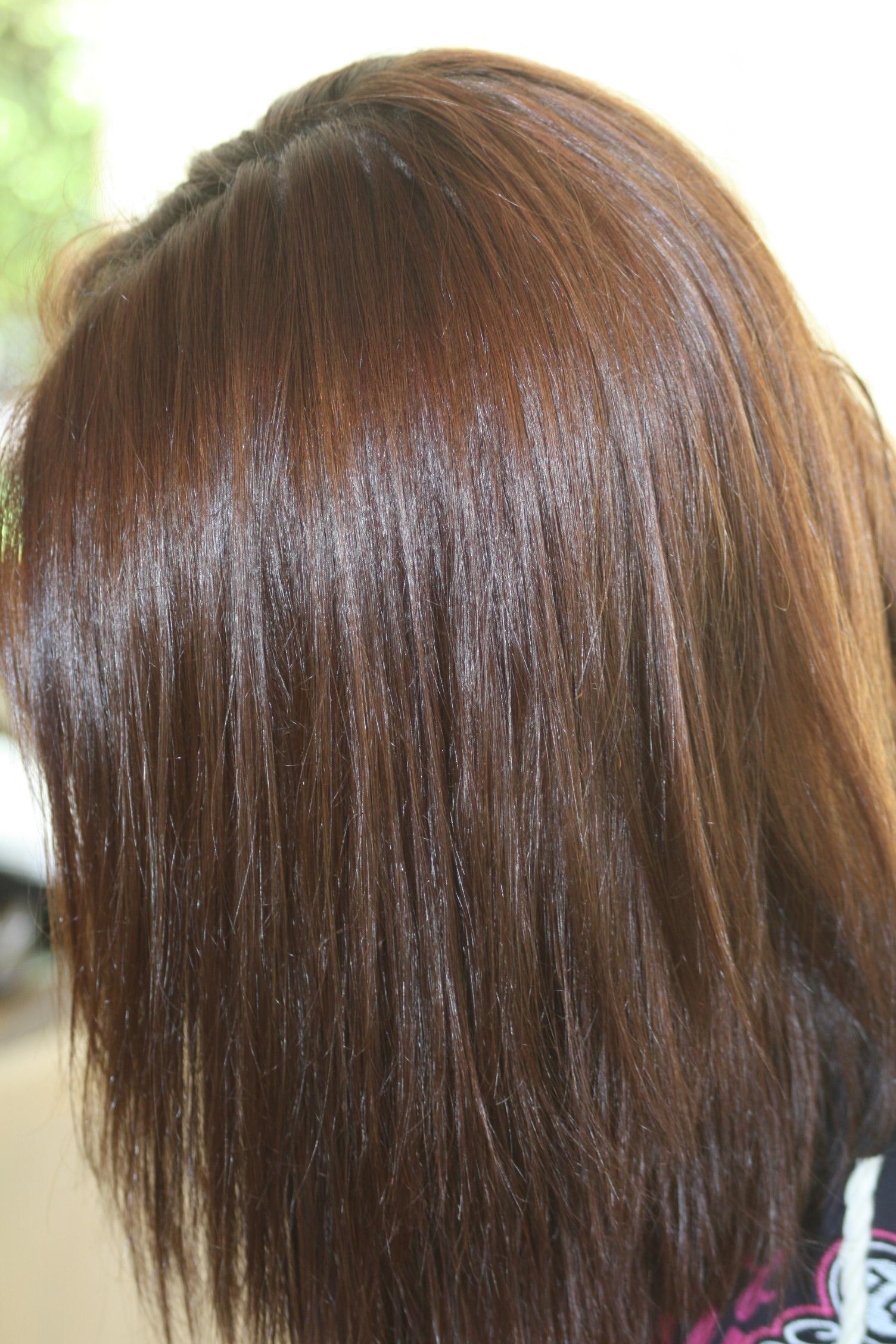 limage en grand - Shampoing Colorant Acajou