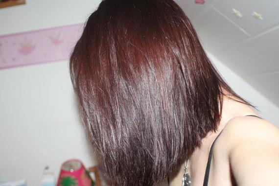 Comment je me torture la t te pour trouver la couleur auburn coiffure et coloration - Couleur auburn acajou ...