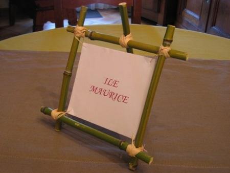 Ma ptit r cap notre page 16 mariage forum vie pratique - Idee nom de table mariage ...