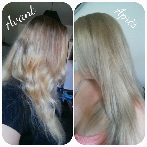 tags blond cendr naturel garnier belle color coloration blond maison ash blond - Belle Color Blond Cendr