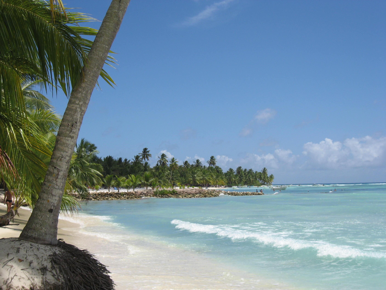 république dominicaine paysage • Voyages - Cartes