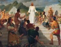 Jésus sur le continent américain