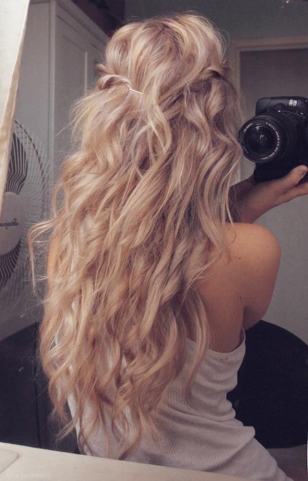Passer d 39 un tie and dye un blond int gral coiffure et coloration forum beaut - Tie and dye blond cendre ...