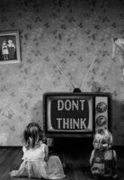 Télé poubelle