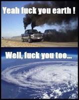 Earth revenge