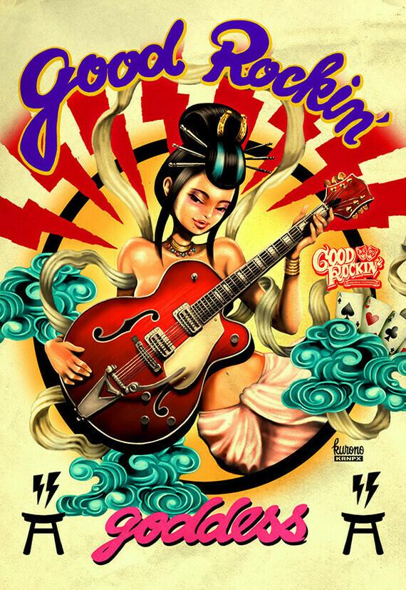 Goddess of Rock