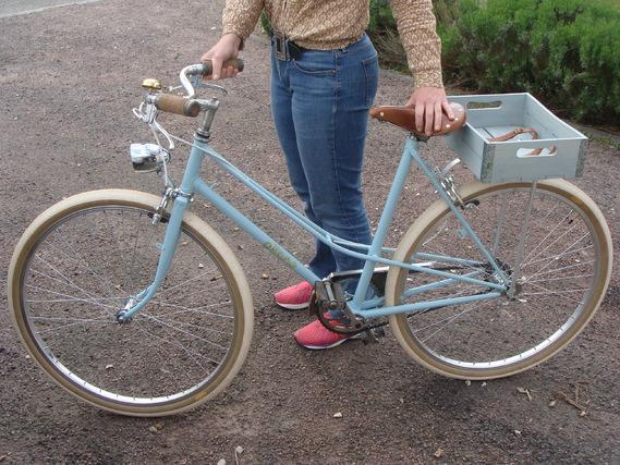 vélo relooké
