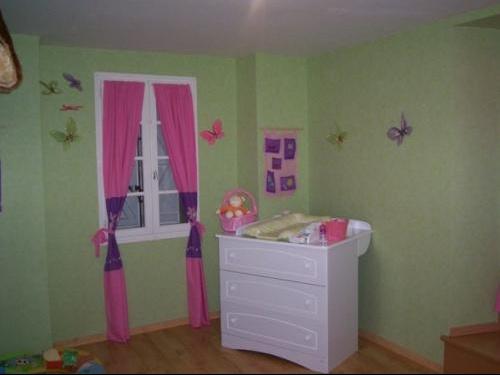 Chambre Fille Parme Et Vert – Paihhi.com