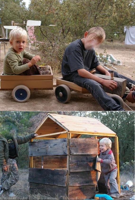 Faire une cabane de jardin mamans nature forum grossesse b b - Cabane jardin bebe rouen ...