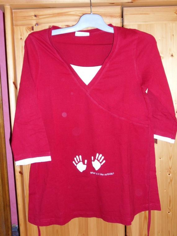 T.Shirt grossesse 5 e FLORENTIN C  LBC 21.12.10